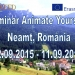 "Call for participants ""Animate Yourself!"" project, Neamt County, Romania"