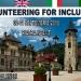 Selecție participanți schimb de tineri internațional Volunteering for inclusion!