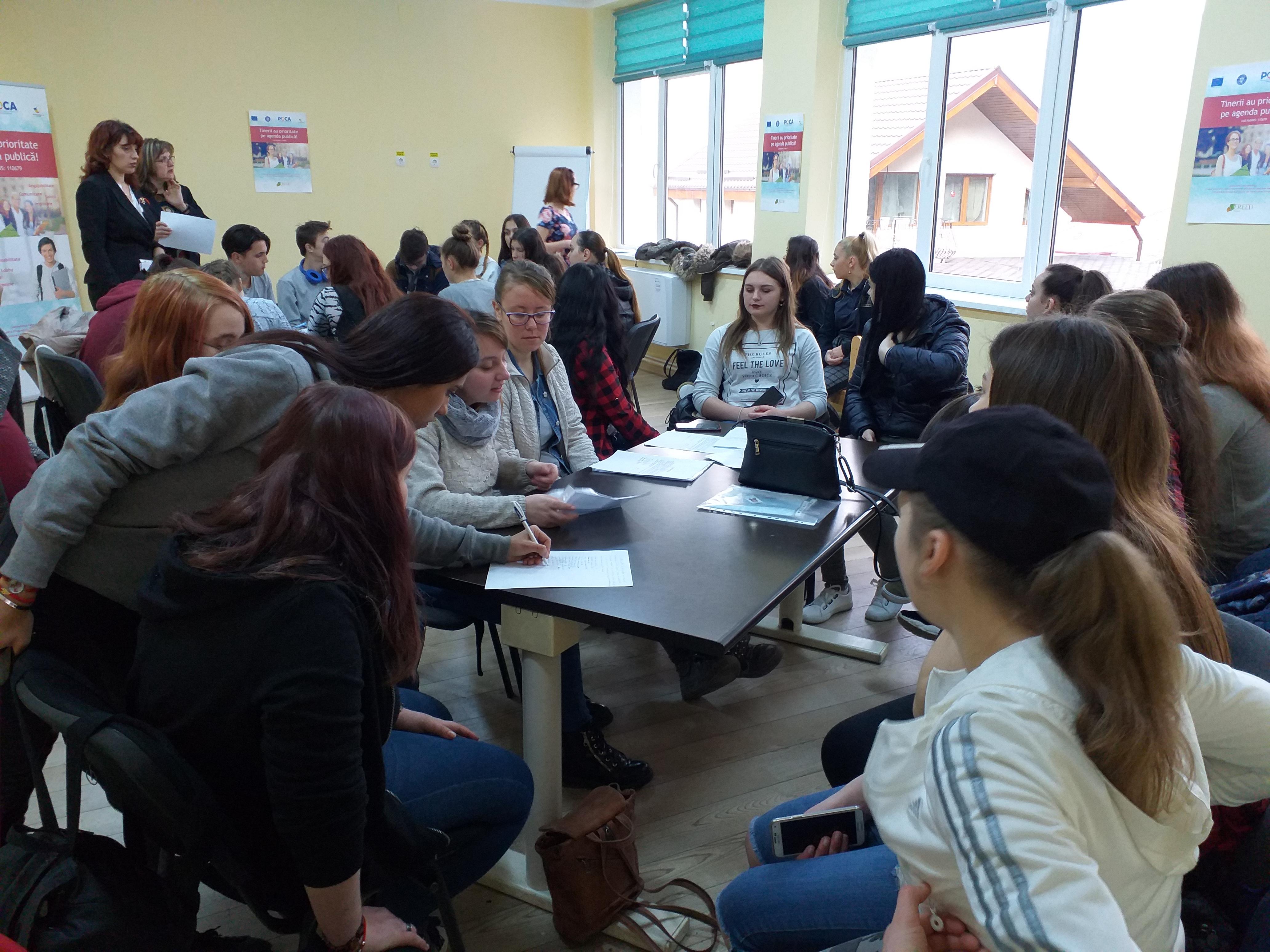 Întâlnire nr. 9 din cadrul Centrului de Participare Activă