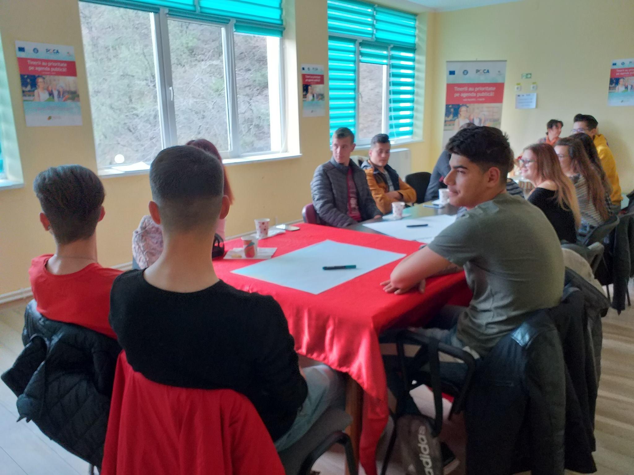 Întâlnire CPA nr. 10 – Tinerii au prioritate pe agenda publică!