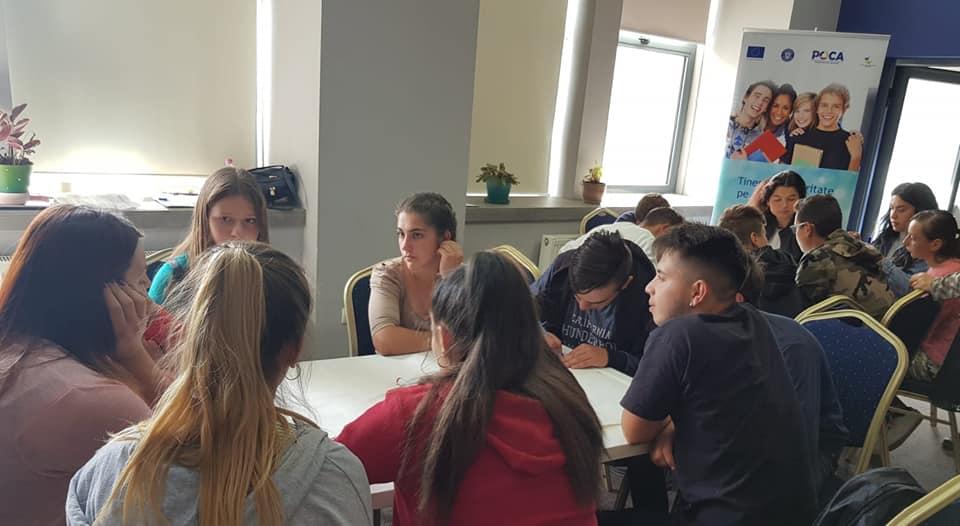 Intalnire CPA nr. 15 – Tinerii au prioritate pe agenda publica!